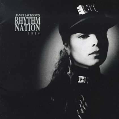 Bestselling Music (2006) - Rhythm Nation 1814 by Janet Jackson