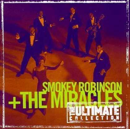 Bestselling Music (2006) - The Ultimate Collection by Smokey Robinson & the Miracles