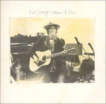Bestselling Music (2006) - Comes a Time by Neil Young