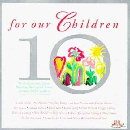 Bestselling Music (2006) - For Our Children: 10th Anniversary Edition by Various Artists