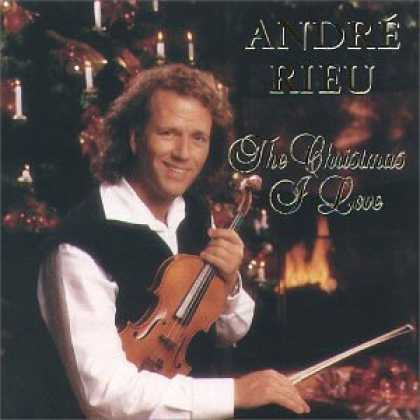 Bestselling Music (2006) - The Christmas I Love by Andre Rieu