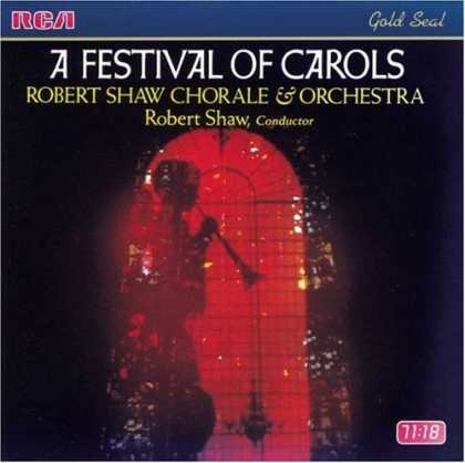 Bestselling Music (2006) - A Festival Of Carols / Robert Shaw Chorale by Robert Shaw Chorale