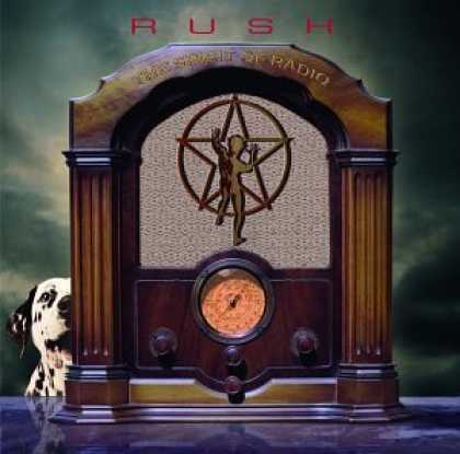 Bestselling Music (2006) - The Spirit Of Radio: Greatest Hits 1974-1987 by Rush
