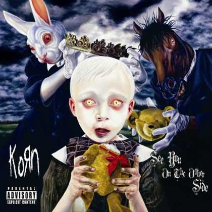 Bestselling Music (2006) - See You on the Other Side by Korn