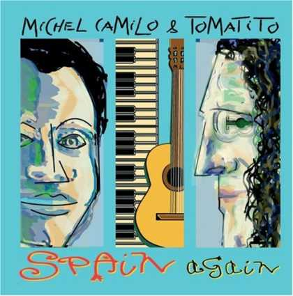 Bestselling Music (2006) - Spain Again by Michel Camilo & Tomatito