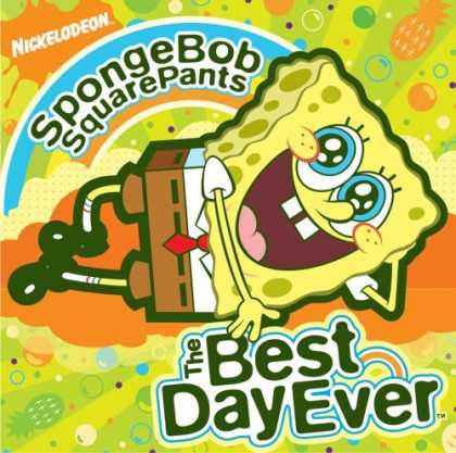 Bestselling Music (2006) - Spongebob Squarepants: The Best Day Ever by Various Artists