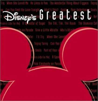Bestselling Music (2006) - Disney's Greatest 3