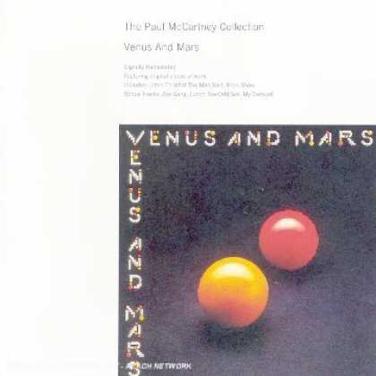 Bestselling Music (2006) - Venus and Mars by Paul McCartney