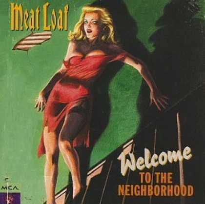 Bestselling Music (2006) - Welcome To The Neighborhood by Meat Loaf
