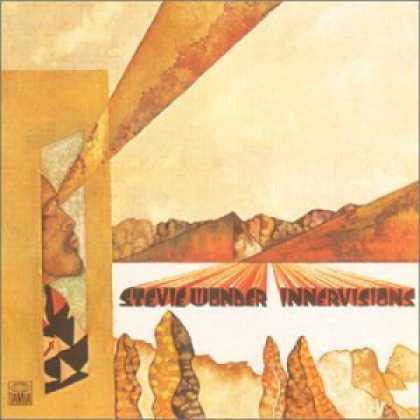 Bestselling Music (2006) - Innervisions by Stevie Wonder