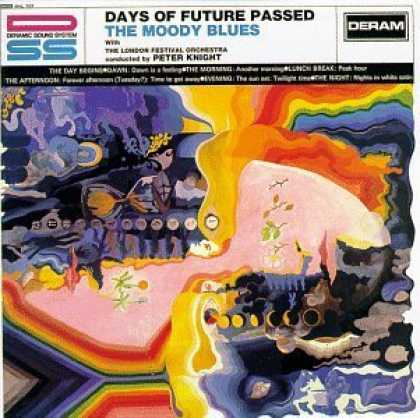Bestselling Music (2006) - Days of Future Passed by The Moody Blues