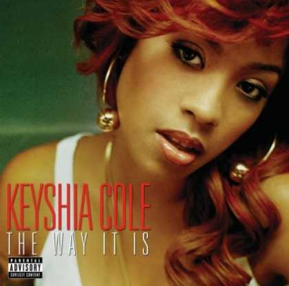 Bestselling Music (2006) - The Way It Is by Keyshia Cole