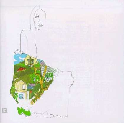Bestselling Music (2006) - Ladies of the Canyon by Joni Mitchell