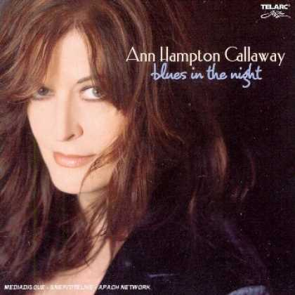 Bestselling Music (2006) - Blues in the Night by Ann Hampton Callaway