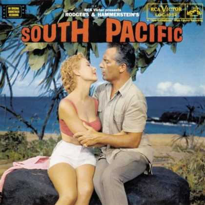 Bestselling Music (2006) - South Pacific (1958 Film Soundtrack) by Mitzi Gaynor