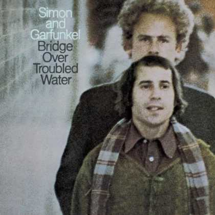 Bestselling Music (2006) - Bridge Over Troubled Water by Simon & Garfunkel
