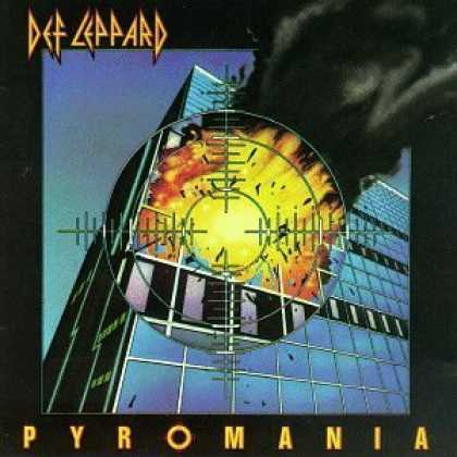Bestselling Music (2006) - Pyromania by Def Leppard
