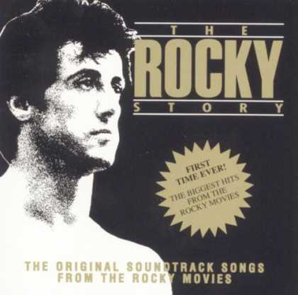 Bestselling Music (2006) - The Rocky Story: The Original Soundtrack Songs From The Rocky Movies (Soundtrack