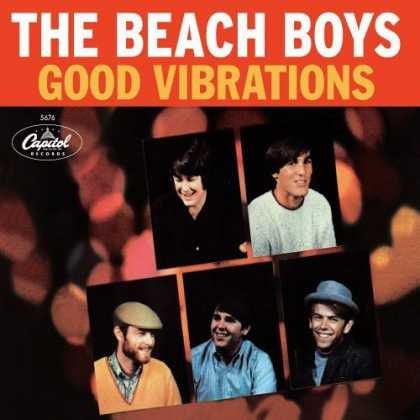 Bestselling Music (2006) - Good Vibrations: 40th Anniversary Edition by The Beach Boys