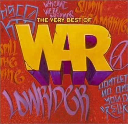 Bestselling Music (2006) - The Very Best of War by War