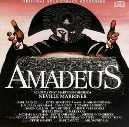 Bestselling Music (2006) - Amadeus: Original Soundtrack Recording