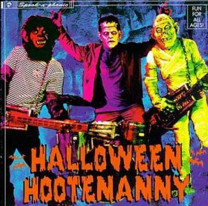 Bestselling Music (2006) - Halloween Hootenanny by Various Artists