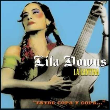 Bestselling Music (2006) - La Cantina by Lila Downs