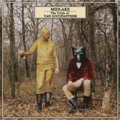 Bestselling Music (2006) - The Trials of Van Occupanther by Midlake