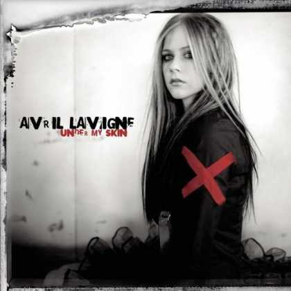 Bestselling Music (2006) - Under My Skin by Avril Lavigne