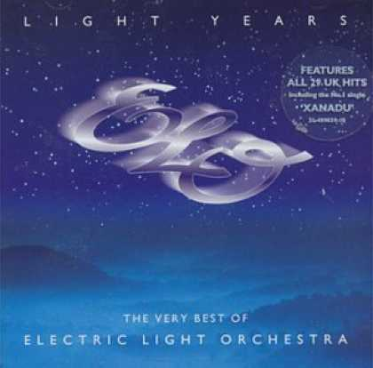 Bestselling Music (2006) - Light Years: The Very Best of Electric Light Orchestra by Electric Light Orchest