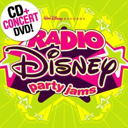 Bestselling Music (2006) - Radio Disney: Party Jams by Disney