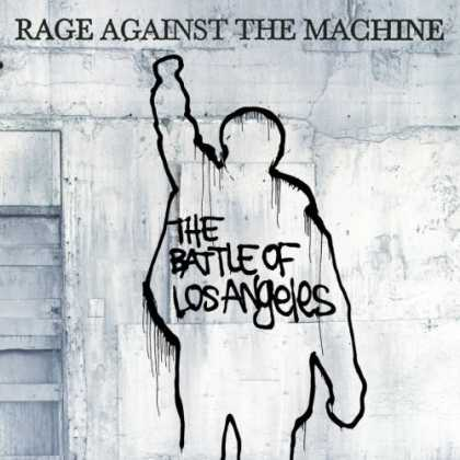 Bestselling Music (2006) - The Battle of Los Angeles by Rage Against the Machine