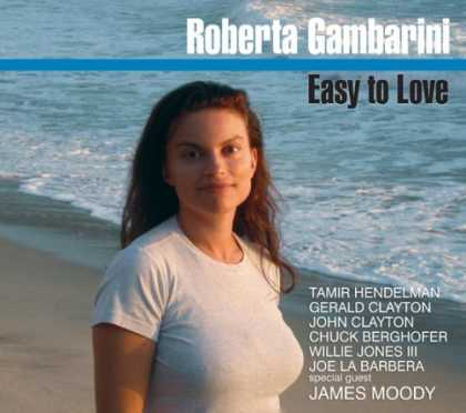 Bestselling Music (2006) - Easy To Love by Roberta Gambarini