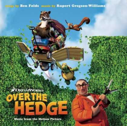 Bestselling Music (2006) - Over The Hedge by Ben Folds