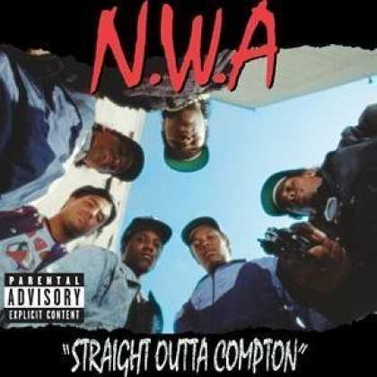 Bestselling Music (2006) - Straight Outta Compton by N.W.A.