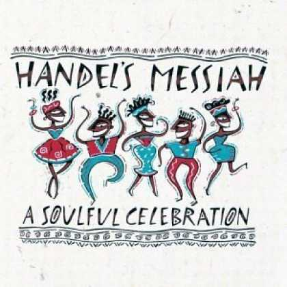 Bestselling Music (2006) - Handel's Messiah: A Soulful Celebration by Dianne Reeves