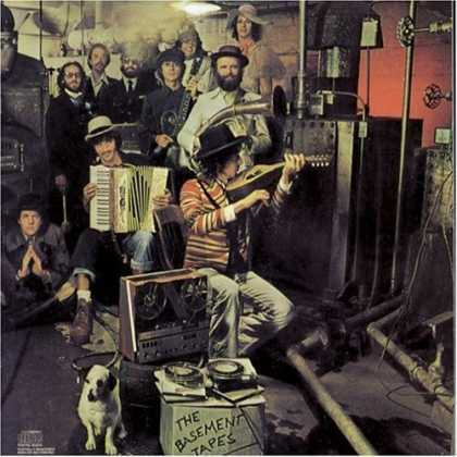 Bestselling Music (2006) - The Basement Tapes by Bob Dylan & the Band