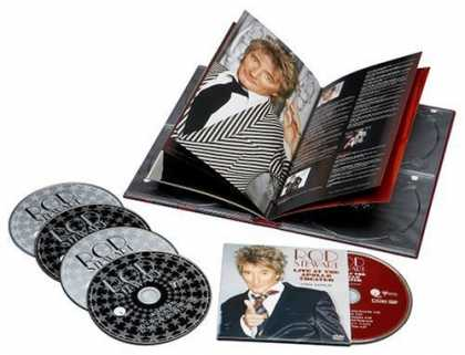Bestselling Music (2006) - The Great American Songbook by Rod Stewart