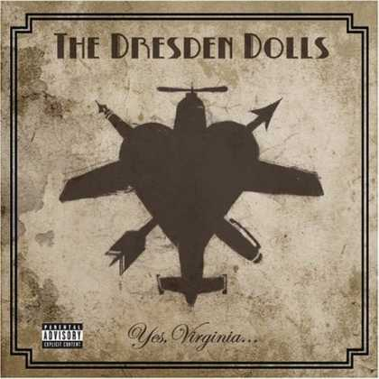 Bestselling Music (2006) - Yes, Virginia... by The Dresden Dolls
