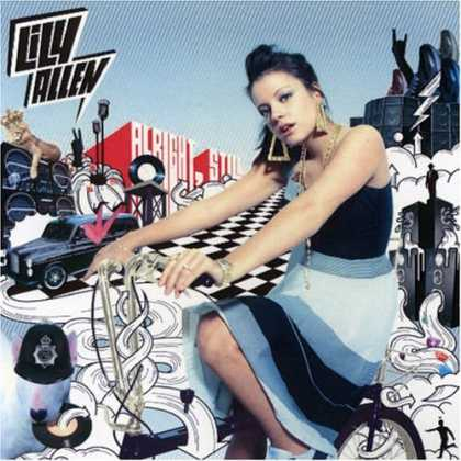 Bestselling Music (2006) - Alright, Still by Lily Allen