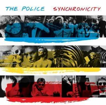 Bestselling Music (2006) - Synchronicity [Digipak] by The Police