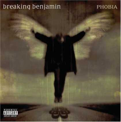 Bestselling Music (2006) - Phobia by Breaking Benjamin