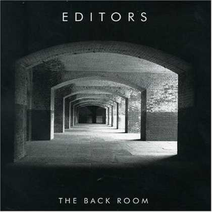 Bestselling Music (2006) - The Back Room by Editors