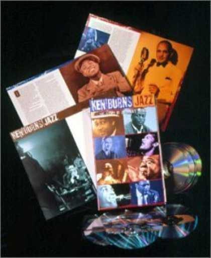 Bestselling Music (2006) - Ken Burns's Jazz: The Story of American Music by Various Artists