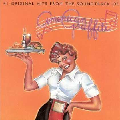 Bestselling Music (2006) - 41 Original Hits From The Soundtrack Of American Graffiti by Various Artists - S