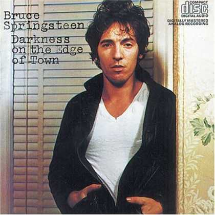 Bestselling Music (2006) - Darkness on the Edge of Town by Bruce Springsteen
