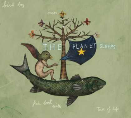Bestselling Music (2006) - Planet Sleeps by Sherrilyne Blakey-Smith