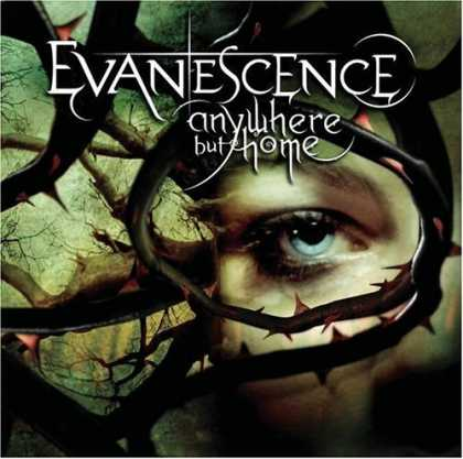 Bestselling Music (2006) - Anywhere But Home (w/ bonus DVD) by Evanescence