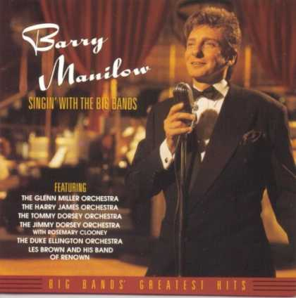 Bestselling Music (2006) - Singin' with the Big Bands by Barry Manilow