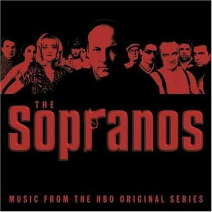 Bestselling Music (2006) - The Sopranos: Music From The HBO Original Series by Original Television Soundtra